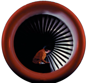 The aerospace industry has zero tolerance for defects. Turbojet blades are made
